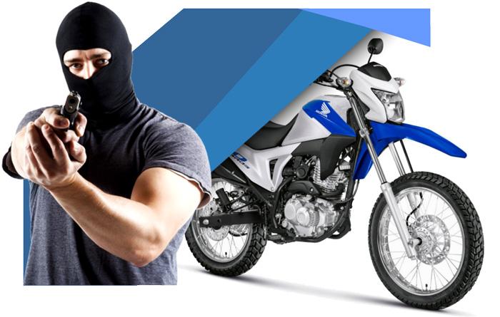 alarme ou bloqueador moto